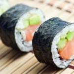 Sushi- eksplozja smaków